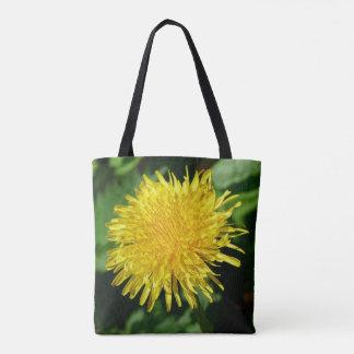 Dandelion Nature, Photo Tote Bag