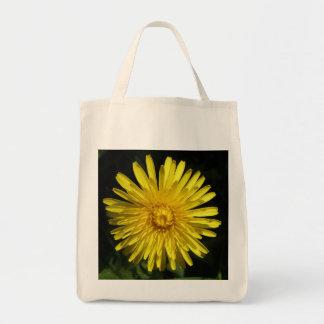 Dandelion Organic Grocery Tote bag