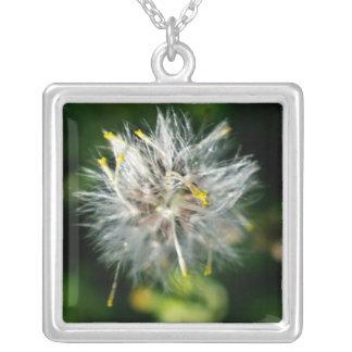 dandelion pendant