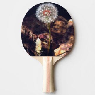 Dandelion Ping Pong Paddle