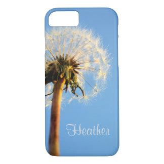 Dandelion Puff iPhone 7 Case
