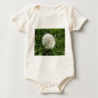 Dandelion Seed Design Baby Bodysuit