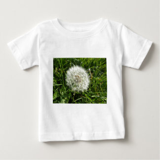 Dandelion Seed Design Baby T-Shirt