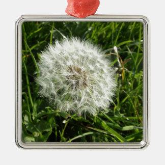 Dandelion Seed Design Christmas Ornament