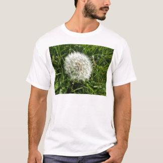 Dandelion Seed Design T-Shirt