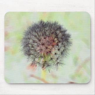Dandelion Seed Head Mouse Mat
