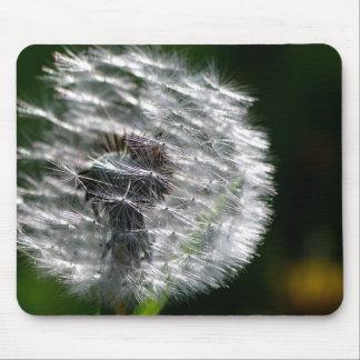 Dandelion Seed Head - Mousepad