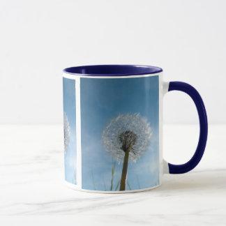 Dandelion Seed Head Mug
