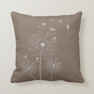 Dandelion Seed Thieves Cushion