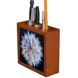 Dandelion (Taraxacum Officinale) Seed Head Desk Organiser