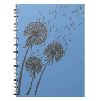 Dandelion Trio Notebook