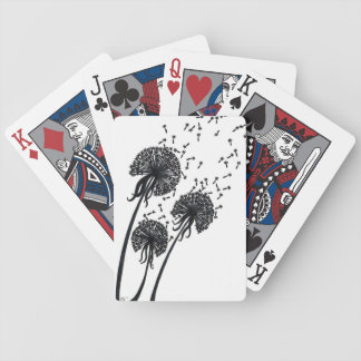 Dandelion Trio Playing Cards