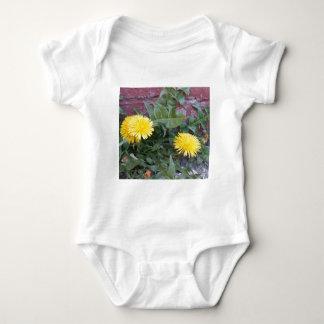 Dandelion Will Make You Wise Baby Bodysuit