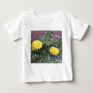 Dandelion Will Make You Wise Baby T-Shirt
