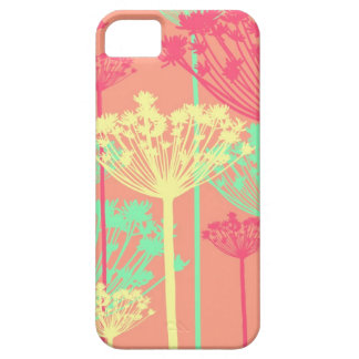 Dandelion wish flowers girly floral pattern iPhone 5 covers