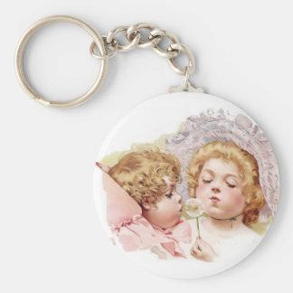 Dandelion Wish Key Ring