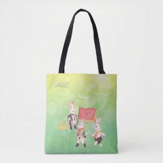 Dandelion Wishes Bag Tote Bag