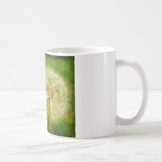 Dandelion Wishes & Confucius Quote Coffee Mug