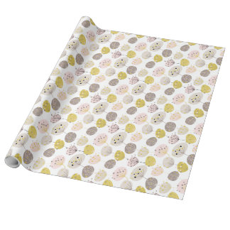 """Dandelion"" Wrapping Paper"
