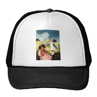Dandelions - Antoinette Inglis Mesh Hat