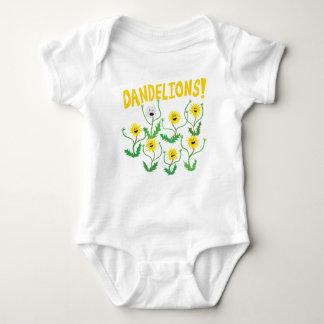 Dandelions! Baby Bodysuit