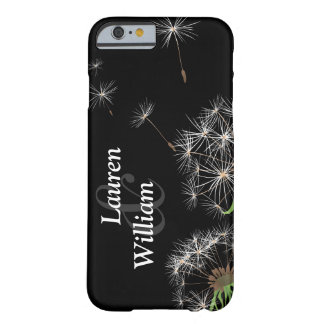 Dandelions Barely There iPhone 6 Case