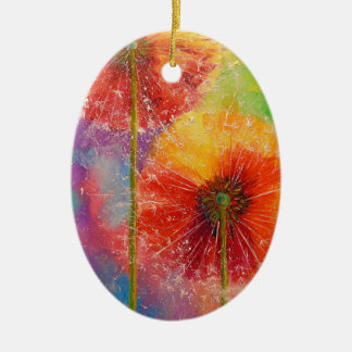 Dandelions Christmas Ornament