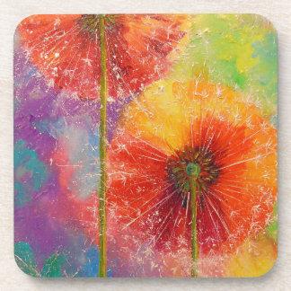 Dandelions Coasters