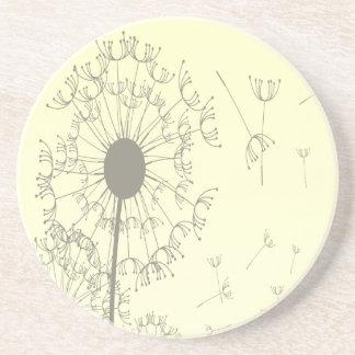 Dandelions Drink Coaster