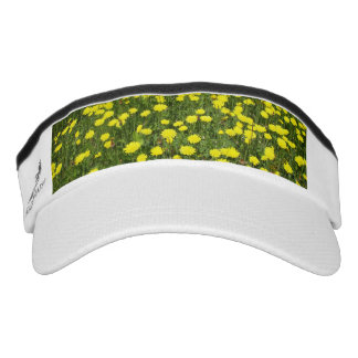 Dandelions-Earth Day Visor