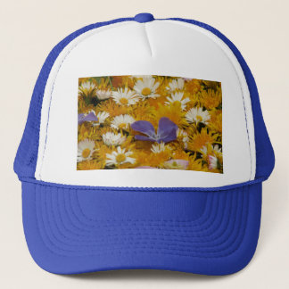 dandelions etc trucker hat