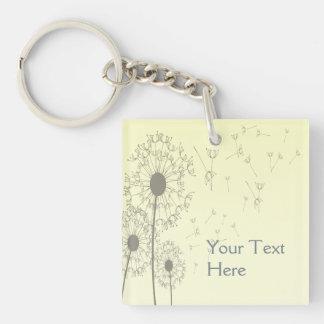 Dandelions Key Chains