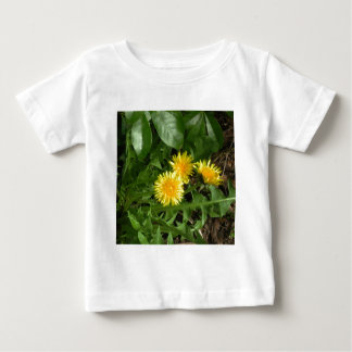 Dandelions - Spring Flowers before Summer Wishes Tee Shirt