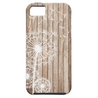 Dandelions Tough iPhone 5 Case
