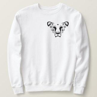 Dandi Lion Crew Sweater Pocket
