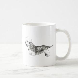 Dandie Dinmont Terrier Basic White Mug