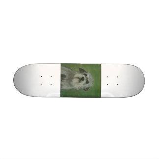 Dandie Dinmont Terrier Dog Skateboard