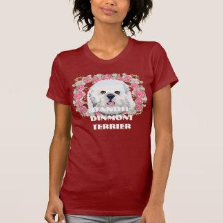 Dandie Dinmont Terrier - Face Portrait Tee Shirt