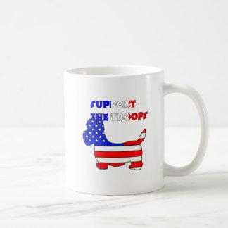 Dandie Dinmont Terrier Flag Mug