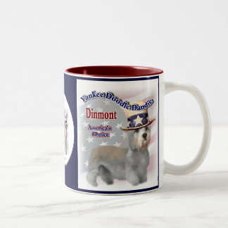 Dandie Dinmont Terrier Gifts Beverage Mugs