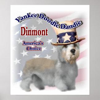Dandie Dinmont Terrier Gifts Print