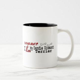 Dandie Dinmont Terrier (I Love) Mug