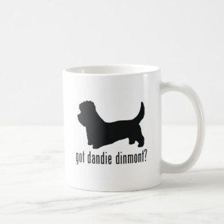 Dandie Dinmont Terrier Coffee Mugs