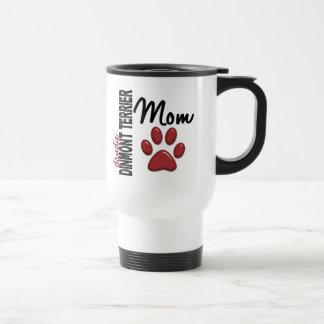 Dandie Dinmont Terrier Mum 2 Stainless Steel Travel Mug