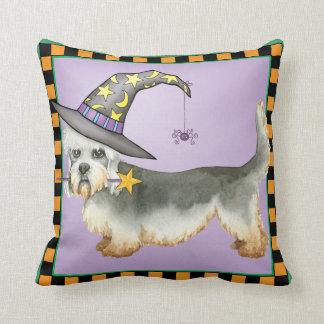 Dandie Witch Cushion
