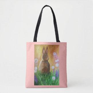 Dandy Bun Tote Bag