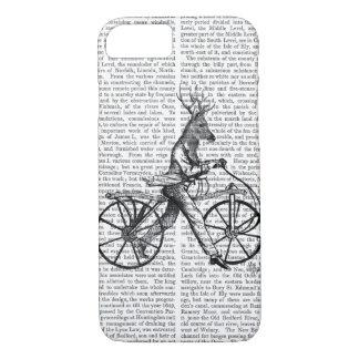 Dandy Deer on Vintage Bicycle iPhone 8/7 Case