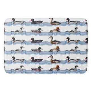Dandy Ducks Bath Mat (choose colour)