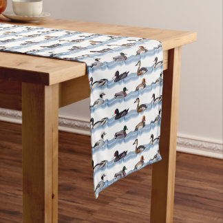 Dandy Ducks Table Runner (choose colour)