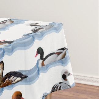 Dandy Ducks Tablecloth (choose colour)